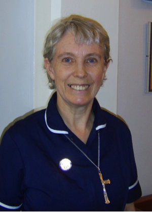 Sr Jennifer Brown S.S.A – Deputy Matron