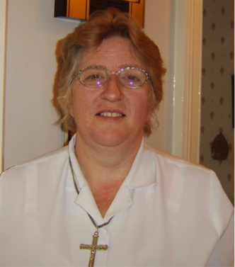 Sr Patricia Heller S.S.A – Care Home Director
